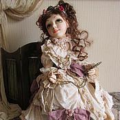 """Куклы и игрушки ручной работы. Ярмарка Мастеров - ручная работа """"Ах...! Я неисправимая кокетка!.."""". Handmade."""