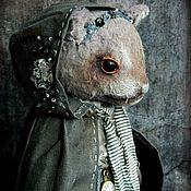 Куклы и игрушки ручной работы. Ярмарка Мастеров - ручная работа Кошка Синтия Блумен. Handmade.