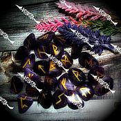 Фен-шуй и эзотерика handmade. Livemaster - original item The runes of Odin,