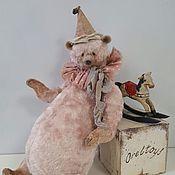 Куклы и игрушки ручной работы. Ярмарка Мастеров - ручная работа Розовый. Handmade.