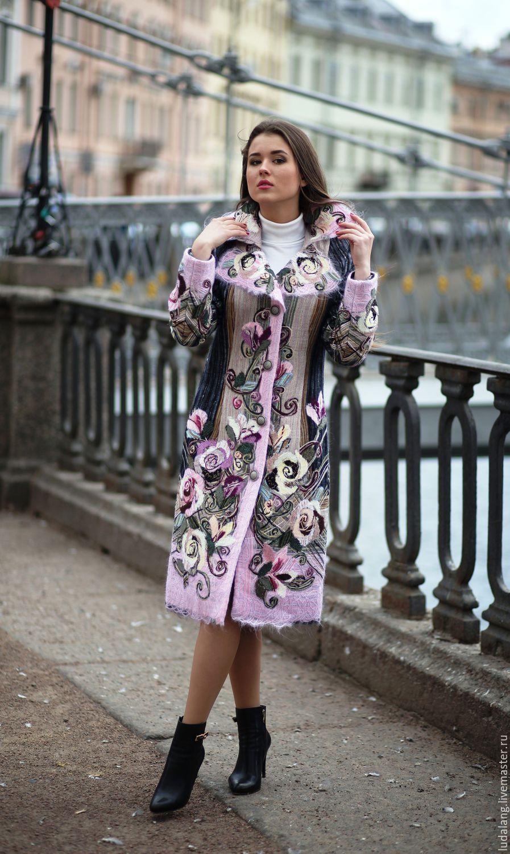 """Coat """"Pink dream"""", Coats, St. Petersburg,  Фото №1"""