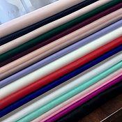 Ткани ручной работы. Ярмарка Мастеров - ручная работа Еврофатин мягкий ширина 3 м 24 цвета. Handmade.