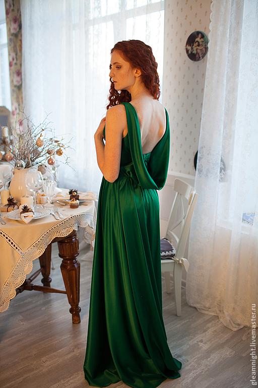 Платье в пол екатеринбург