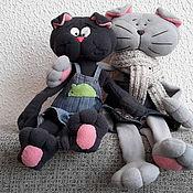 Куклы и игрушки ручной работы. Ярмарка Мастеров - ручная работа Друзья. Handmade.