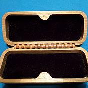 Сумки и аксессуары handmade. Livemaster - original item glasses case. Handmade.