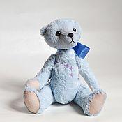 Куклы и игрушки ручной работы. Ярмарка Мастеров - ручная работа Мишка с вышивкой Дубхе. Handmade.