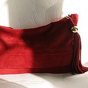 Сумки и аксессуары handmade. Livemaster - original item Clutch bag art. S48R51. Handmade.