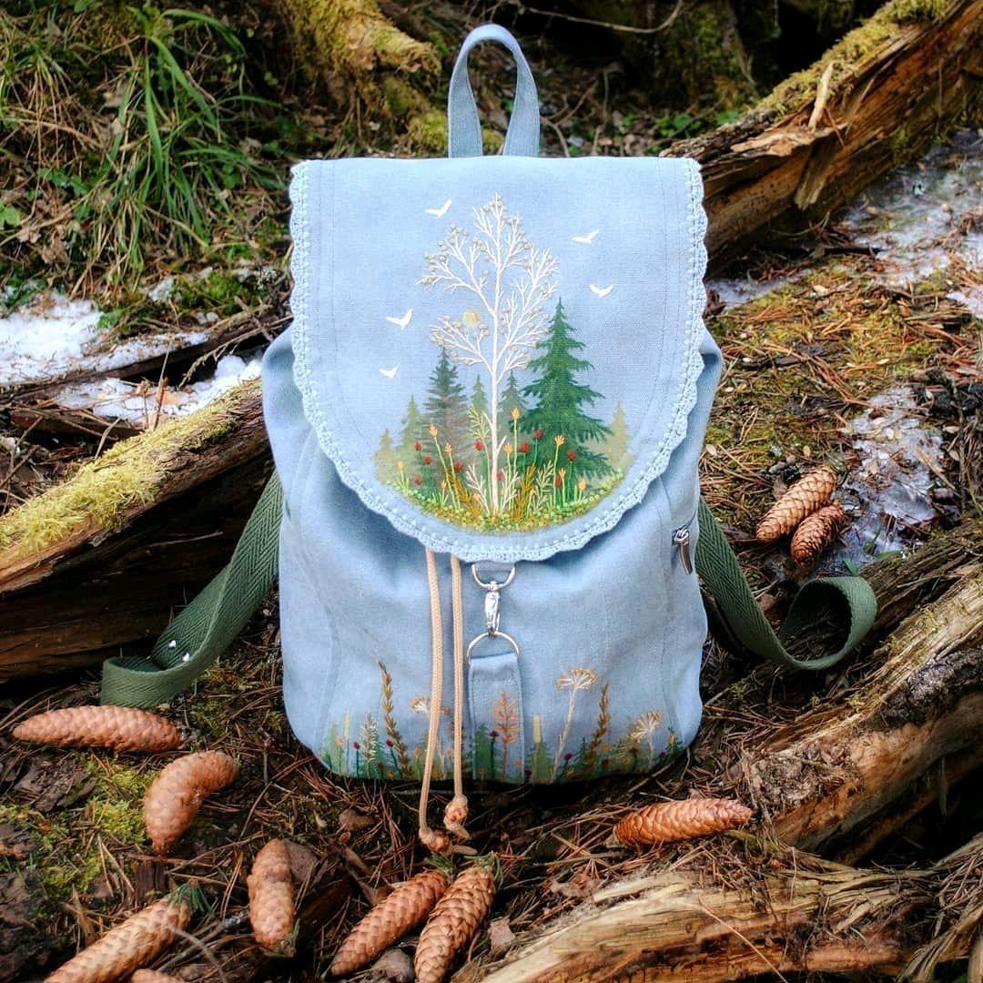 Backpack 'FOREST', Backpacks, Rybinsk,  Фото №1