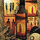 бутылка, бутылки, бутылка декупаж, бутылки декупаж, подарочное оформление бутылок, бутылка ручной работы бутылка в подарок, купить бутылку в Москве, бутылка декупаж, этно стиль, Африка