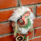 Куклы и игрушки ручной работы. Ярмарка Мастеров - ручная работа Овечка Моня.. Handmade.