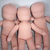 Заготовки для кукол и игрушек ручной работы. Ярмарка Мастеров - ручная работа Заготовка вальдорфской куклы. Handmade.