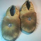 Кожаные женские мокасины для занятия спортом,женская обувь