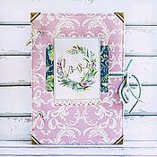 Свадебный салон ручной работы. Ярмарка Мастеров - ручная работа Свадебный фотоальбом Love. Handmade.