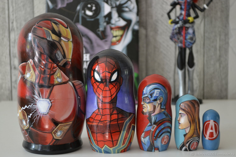 Dolls: Iron man, Dolls1, Ryazan,  Фото №1