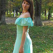"""Одежда ручной работы. Ярмарка Мастеров - ручная работа Платье """"Нимфа"""". Handmade."""