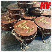 Материалы для творчества handmade. Livemaster - original item Jewelry box with any logo. Handmade.