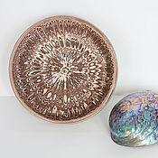 Посуда ручной работы. Ярмарка Мастеров - ручная работа Тарелки керамические Когнитивный диссонанс. Handmade.