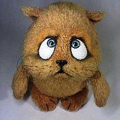 Куклы и игрушки ручной работы. Ярмарка Мастеров - ручная работа Кот Спепан. Handmade.