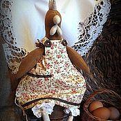 Куклы и игрушки ручной работы. Ярмарка Мастеров - ручная работа курочка АМЕЛИ. Handmade.