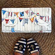 Для дома и интерьера ручной работы. Ярмарка Мастеров - ручная работа Детские стульчики / табуреты. Handmade.