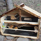 Для домашних животных, ручной работы. Ярмарка Мастеров - ручная работа Домик для грызунов. Handmade.