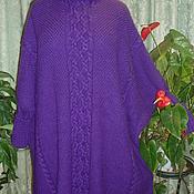 Одежда handmade. Livemaster - original item Sweater-poncho