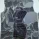 Шитье ручной работы. U3, Туника трикотажная Christopher Kane. Ткани из Италии с Любовью. Ярмарка Мастеров. Трикотажное полотно