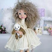 """Куклы и игрушки ручной работы. Ярмарка Мастеров - ручная работа Коллекционная кукла """"Ангелина"""". Handmade."""
