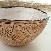 """Посуда ручной работы. Ярмарка Мастеров - ручная работа Пиала """"Волшебство"""". Handmade."""