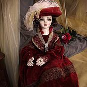 Куклы и игрушки ручной работы. Ярмарка Мастеров - ручная работа Аглая. Handmade.