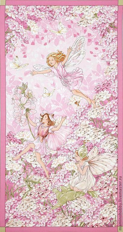 """Шитье ручной работы. Ярмарка Мастеров - ручная работа. Купить Панель """"Розовые лепестки"""". Handmade. Розовый, пэчворк, панель"""