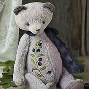 Мишки Тедди ручной работы. Ярмарка Мастеров - ручная работа Мишка Тедди Олива 33 см. Handmade.