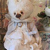 Куклы и игрушки ручной работы. Ярмарка Мастеров - ручная работа Мишка Луиза. Handmade.