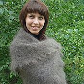 Аксессуары handmade. Livemaster - original item 17-Orenburg shawl shawl