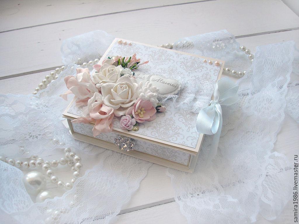 Марта младшая, ящик для открыток на свадьбу