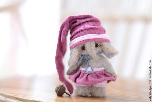 Мишки Тедди ручной работы. Ярмарка Мастеров - ручная работа. Купить Слоник Капелька. Handmade. Разноцветный, игрушка, подарок