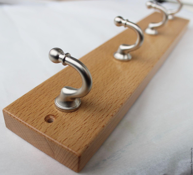 Крючки для вещей своими руками - Чудесная дача 85