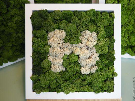 Интерьерные слова ручной работы. Ярмарка Мастеров - ручная работа. Купить Коллекция Буквы. Handmade. Зеленый, интерьерные буквы, экоинтерьер