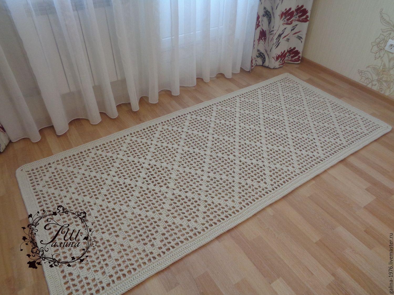 cotton knitted carpet 'valor', Carpets, Voronezh,  Фото №1