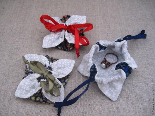 Подарочная упаковка ручной работы. Ярмарка Мастеров - ручная работа. Купить Мешочек для подарка. Handmade. Мешочек для подарка, подарочная упаковка