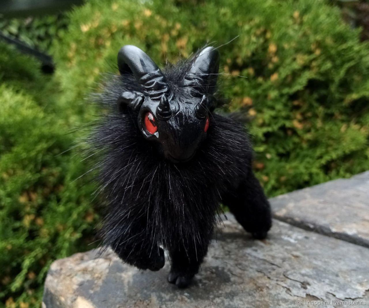 Devil's goat, Stuffed Toys, Novosibirsk,  Фото №1