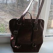 Сумки и аксессуары handmade. Livemaster - original item backpack: All mine are always with me.2. Handmade.