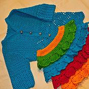 """Работы для детей, ручной работы. Ярмарка Мастеров - ручная работа Костюм """"Весенняя радуга"""". Handmade."""