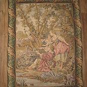 Винтаж ручной работы. Ярмарка Мастеров - ручная работа Винтажный Гобелен на стену Германия. Handmade.