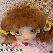 Куклы и игрушки ручной работы. Ярмарка Мастеров - ручная работа Игровая кукла Яночка.. Handmade.