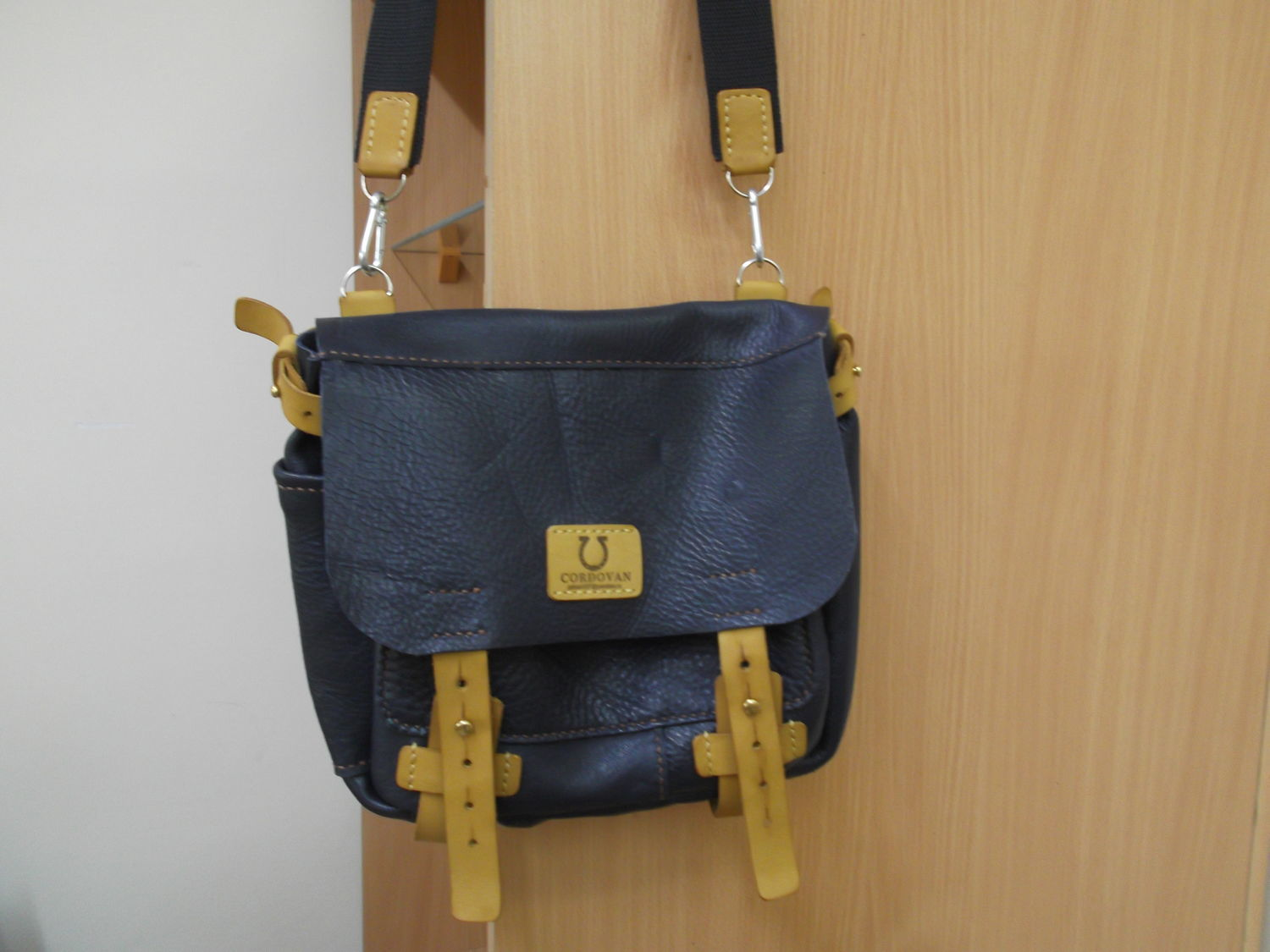 Leather bag, Crossbody bag, Nizhny Novgorod,  Фото №1