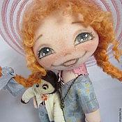 Куклы и игрушки ручной работы. Ярмарка Мастеров - ручная работа ПЕППИ кукла. Handmade.