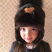 Аксессуары handmade. Livemaster - original item Mutton hat. Handmade.