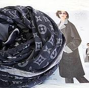 Аксессуары handmade. Livemaster - original item Handkerchief square of fabric Louis Vuitton