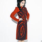 """Одежда ручной работы. Ярмарка Мастеров - ручная работа Пальто """"Крыло"""". Handmade."""